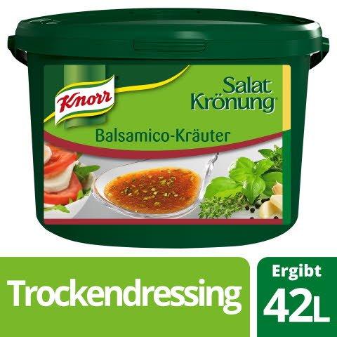 Knorr Salatkrönung Balsamico-Kräuter 5 KG