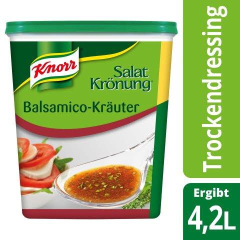 Knorr Salatkrönung Balsamico-Kräuter 500 g -