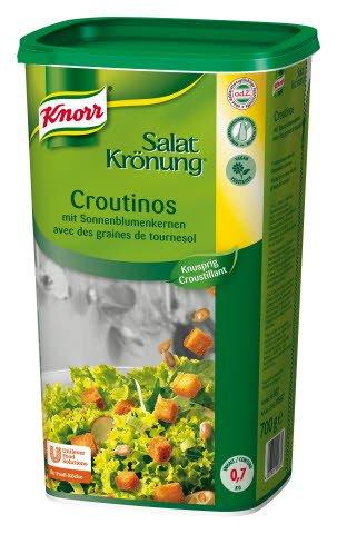 Knorr Salatkrönung Croutinos mit Sonnenblumenkernen 700 g