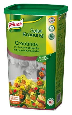 Knorr Salatkrönung Croutinos mit Tomate und Paprika 700 g -