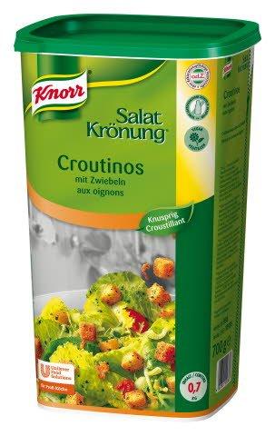 Knorr Salatkrönung Croutinos mit Zwiebeln 700 g -