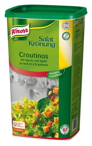 Knorr Salatkrönung Croutinos Speck und Apfel 700 g