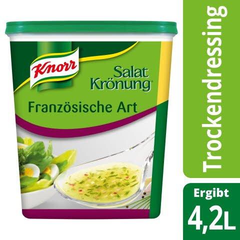 Knorr Salatkrönung Französische Art 500 g -