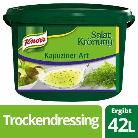 Knorr Salatkrönung Kapuziner Art 5 KG