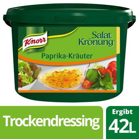 Knorr Salatkrönung Paprika-Kräuter 5 KG -