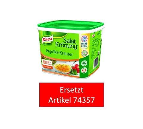 Knorr Salatkrönung Paprika-Kräuter 500 g -