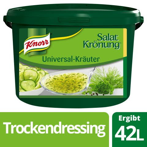 Knorr Salatkrönung Universal-Kräuter 5 KG