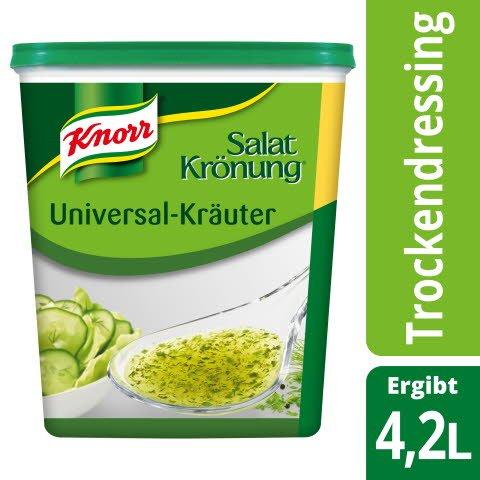 Knorr Salatkrönung Universal-Kräuter 500 g -
