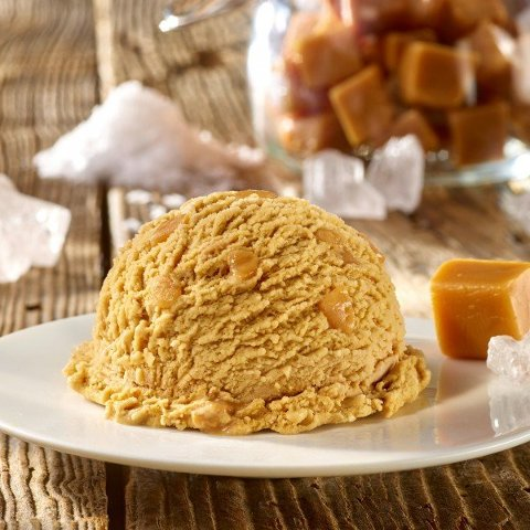 Carte D'Or Salted Caramel Eis 2,4 L