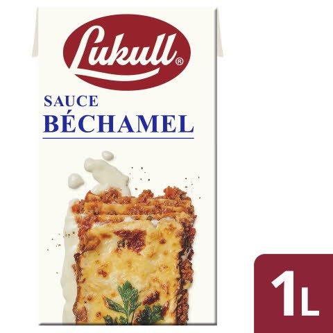 Lukull Sauce Bechamel 6x1l
