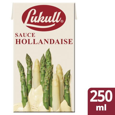 LUKULL Sauce Hollandaise 12X250ML
