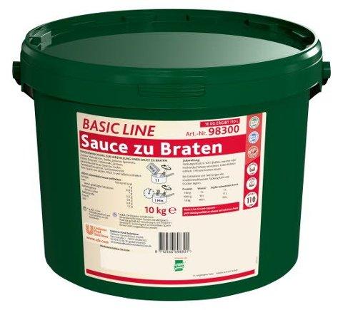 Basic Line Sauce zu Braten 10 KG -