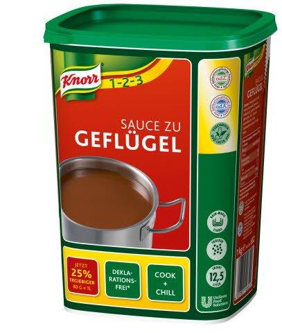 Knorr Sauce zu Geflügel 1 KG -