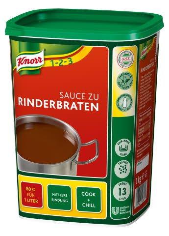 Knorr Sauce zu Rinderbraten 1 KG -