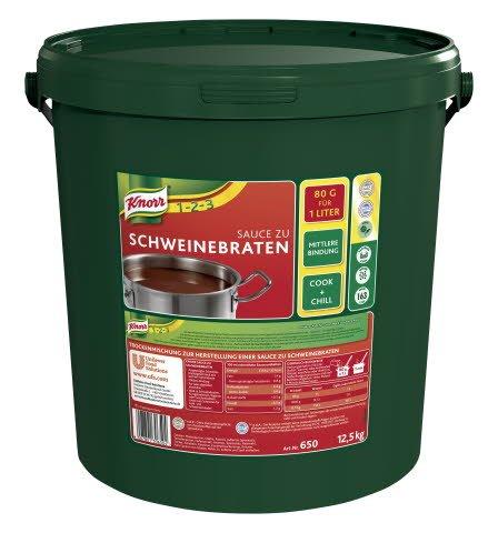 Knorr Sauce zu Schweinebraten 12,5 KG -