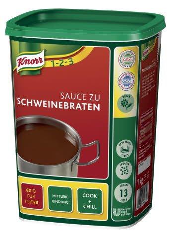 Knorr Sauce zu Schweinebraten 1 KG