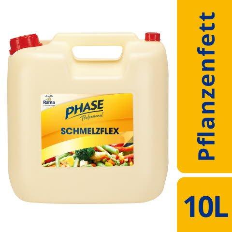 Phase Schmelzflex Pflanzenfettcreme 10l