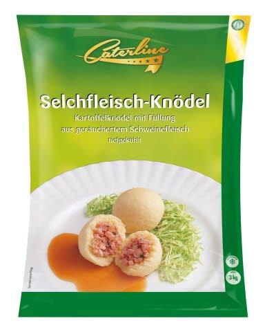 Caterline Selchfleischknödel 3 KG (30 Stk. á ca. 100 g) -