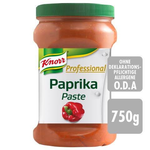 Knorr Professional Gewürzpaste Paprika 750 g  - Knorr Professional Gewürzpasten sind immer sofort einsetzbar.
