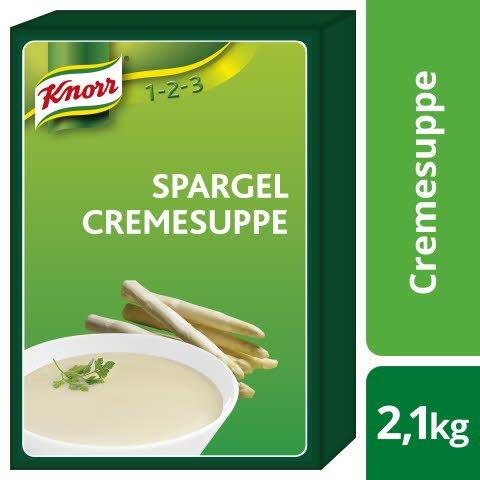 Knorr Spargel Cremesuppe 2,1 KG