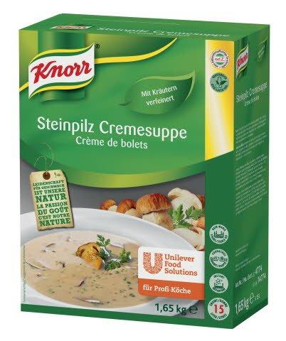 Knorr Steinpilz Cremesuppe 1,65 KG