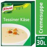 Knorr Tessiner Käse Cremesuppe 2,7 KG -