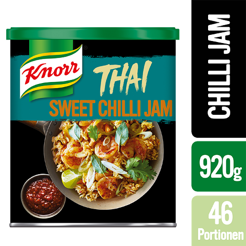 Knorr Thai Sweet Chilli Jam (0,92 KG)