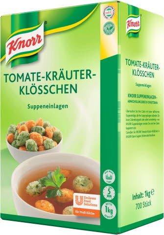 Knorr Tomatenklösschen 6X1KG BOX EB DE