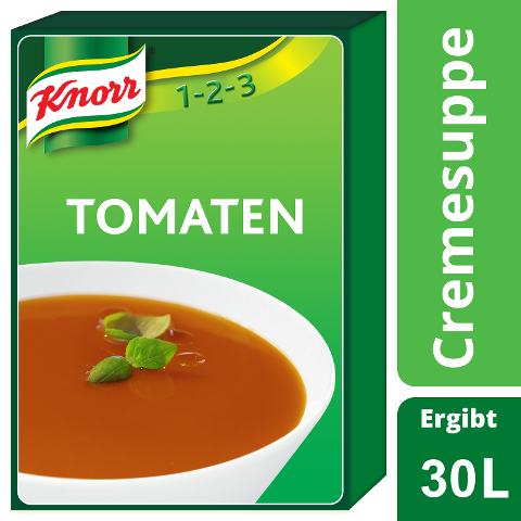 Knorr Tomaten Cremesuppe 2,7 KG -