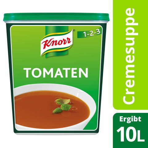 Knorr Tomaten Cremesuppe 900 g