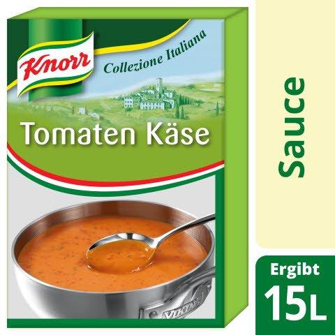Knorr Tomaten Käse Sauce Parmarosa 3 KG