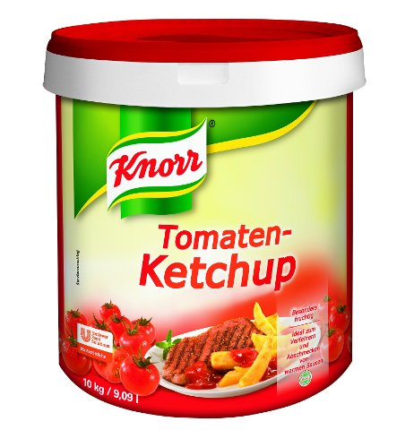 Knorr Tomaten- Ketchup 10 KG -