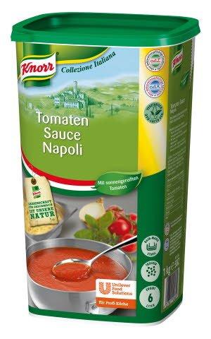 Knorr Tomaten Sauce Napoli 1 KG