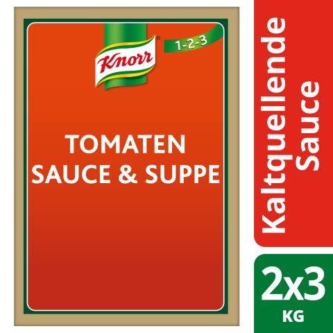 Knorr Tomaten Sauce & Suppe Kaltquellend 3 KG -