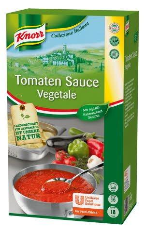 Knorr Tomaten Sauce Vegetale Basis 3 KG -