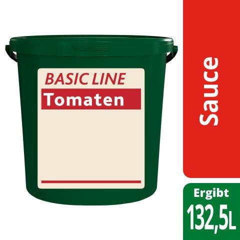 Basic Line Tomaten Sauce 12,5 KG