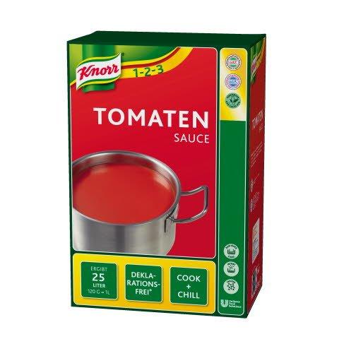 Knorr Tomaten Sauce 3 KG -