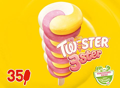 Kids Twister 3ster 70 ml -