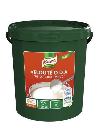 Knorr Velouté O.D.A. Weisse Grundsauce 10 KG -