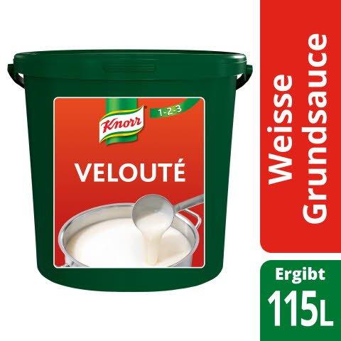 Knorr Velouté Weisse Grundsauce 12,5 KG