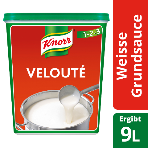 Knorr Velouté Weisse Grundsauce 1 KG