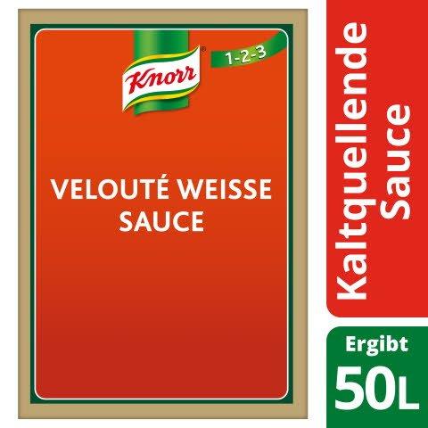 Knorr Velouté Weisse Sauce - Kaltquellend 3 KG