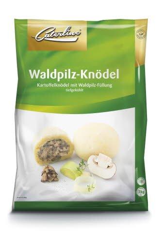 Caterline Waldpilz-Knödel 3 KG (30 Stk. à ca. 100 g)