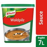 Knorr Waldpilz Sauce 6 x 1 kg Eco -