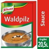 Knorr Waldpilz Sauce 3 KG