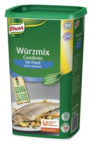 Knorr Würzmix Fisch 1.6 kg -