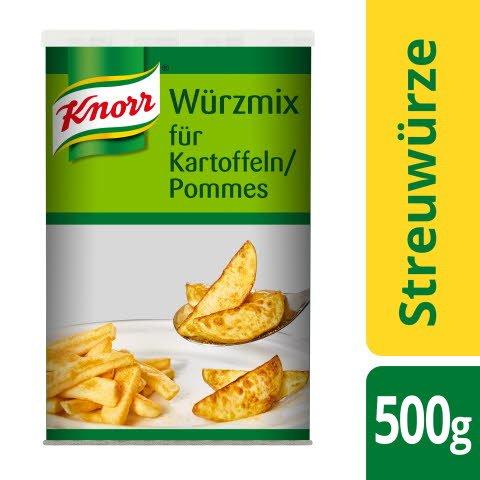 Knorr Würzmix für Kartoffeln/ Pommes 500 g