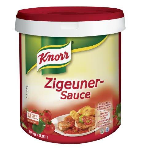 KNORR Zigeuner-Sauce 10 KG -