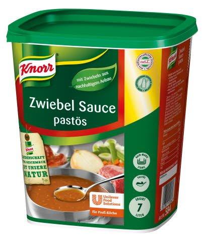 Knorr Zwiebel Sauce pastös 1,1 KG -