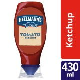 HELLMANN'S Tomato ketchup 430 ml  bouteille squeezer -